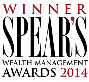 Spears Winner Award logo